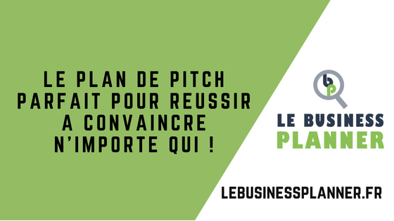 plan de pitch